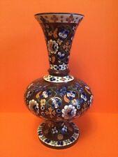 Superbe large thoune vase