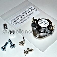 Lennox 12147705 Earth Stove 18253 Pellet High Limit Switch L250-40 +Instructions