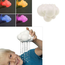 LED Science Nature Rain Cloud Baby Child Enlightening Bath Bathing Toy Shower