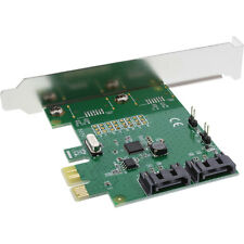 InLine Pci Express Controller - 2x Sata Up to 6Gb/Pages (Sata III), Raid