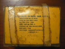 Vintage Vietnam 1968 USAF USN Navy Survival SOLAR SEA WATER DISTILLATION Kit