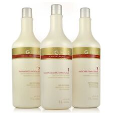 Inoar GHAIR Original Formula Brazilian Keratin Treatment Kit 1L G HAIR G.HAIR