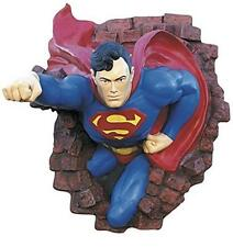 NIB Rubies Costume 3D Superman Wall Mount Cosplay Replica DC Comics NEW