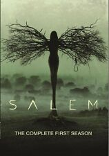 SALEM First Season 1 One DVD Set Series TV Show Video Episode Romance Drama All