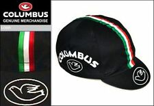 COLUMBUS CYCLING BIKE CAP by Cinelli - Vintage - Fixed Gear - Made in Italy