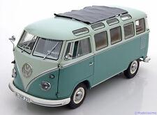 1:18 Schuco VW T1 Samba bus 1959-1963 turquoise/creme