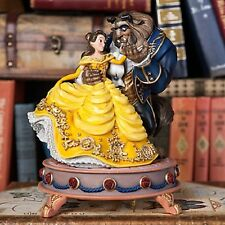DISNEY BEAUTY AND THE BEAST LIMITED EDITION FIGURINE--NEW