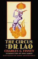 The Circus of Dr. Lao (Bison Frontiers of Imagination), Charles G. Finney, Accep