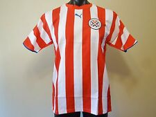 PARAGUAY OFFICIAL LICENSED HOME 06/07 JERSEY ADULTS MENS XS NEW