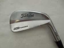 Used Titleist MB Forged 712 Single 3 Iron Dynamic Gold Stiff Flex Steel Shaft