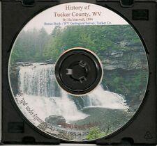 Tucker County WV History - VA & WV Genealogy