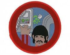 BEATLES yellow submarine - ringo 2008 WOVEN SEW ON PATCH official merchandise