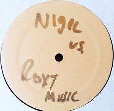 Roxy Music /  Bryan Ferry Love Is The Drug / Don't Stop The Dance Nigel's Mixes