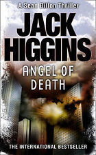 Angel of Death (Sean Dillon Series, Book 4), Higgins, Jack, New
