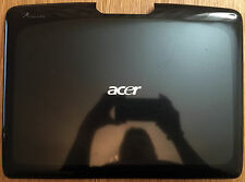 Acer Aspire ZD1 5920 LCD Screen Display Lid  Top Rear Back Cover Plastic (116)