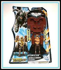 """Batman - The Dark Knight Rises _ 4"""" DX _ Missile Armor Batman _ (MIB)"""