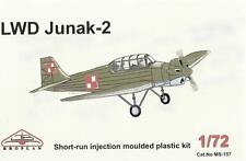 LWD JUNAK 2 (POLISH AF MARKINGS) 1/72 BROPLAN ! RARE ! (pzl)