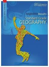 """BrightRED Results: Standard Grade Geography Ralph Harnden """"AS NEW"""" Book"""