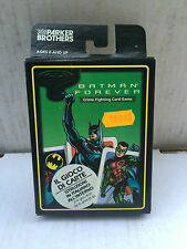 CARDS PARKER BROTHERS BATMAN FOREVER NUOVISSIME PERFECT!!!