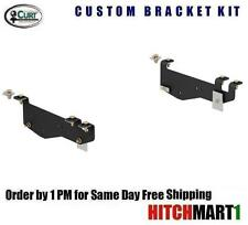 FITS 1999-2004 FORD F-250 SUPER DUTY CURT 5TH WHEEL CUSTOM BRACKET KIT  16443