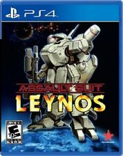 NEW Assault Suit Leynos (Sony PlayStation 4, 2016)
