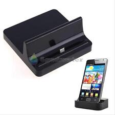 Desktop Dock Cradle Charger Station for Samsung Galaxy S4 S5 Note4 Android Phone