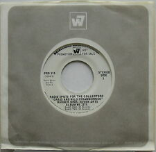 "The COLLECTORS Wild Strawberries 1968 US Promo Only 7"" RADIO SPOTS 45 EP Psych"