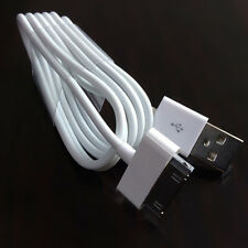 USB Sync Data Charging Charger Cable Cord for Apple iPhone4 4S 4G 4th IPOD White