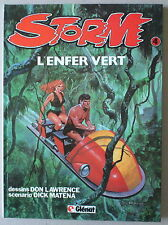 Don Lawrence  STORM 4   **   L'ENFER VERT    **   NEUF!
