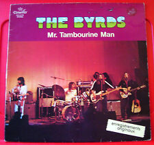 The Byrds Mr Tambourine Man LP FRENCH RI 1978 Versailles All I Really Want To Do