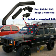 Air Intake Head Ram Snorkel Installation fit For 1984-1995 Jeep Cherokee 4WD 4X4