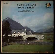 A Jimmy Shand Dance Party - Jimmy Shand's Scottish Country Dance Band - LP