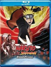 Naruto: Shippuden - The Movie: Blood Prison (Blu-ray Disc, 2014)
