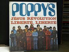 POPPYS Jesus revlution 61 558 L