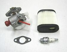 New CARBURETOR AIR FILTER SPARK PLUG Toro Recycler Lawnmower 20016 20017 20018