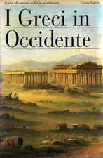 A22 I Greci in Occidente Guida alle mostre in Italia meridionale Electa 1996
