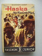 Taschenjunior Nr. 26 Haska Das Rasende Pferd von Shannon Garst