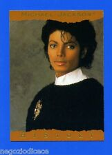 MICHAEL JACKSON - Panini 1996 - CARD - Figurina-Sticker n. 23