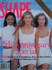 GARCELLE BEAUVAIS  BASIA MILEWICZ  GINA CLARKE  September 1996 SHAPE Magazine