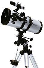 Seben Big Boss 1400-150 Reflektor Teleskop + E-Motor