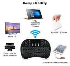 2.4G Backlit Wireless Keyboard Touchpad Keyboard Mouse for Android TV BOX PC