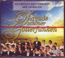 Freude schöner Götterfunken  -   Reader's Digest   5 CD Box  ( ohne Booklet )