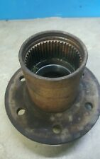 WHEEL HUB FRONT CHEVY GM DANA 44 OR 10 BOLT  LARGE BEARING SPINDLE STYLE