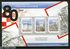 Nederland Hertogpost 2010 vel 1-6 's-Hertogenbosche Filatelisten Vereniging 80