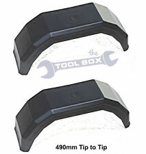 "Trailer Mudguards for 8"" Wheel (One Pair)"