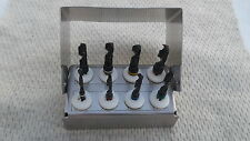 Dental surgical Drills Set of 8 Pcs mini kit , Implant kit