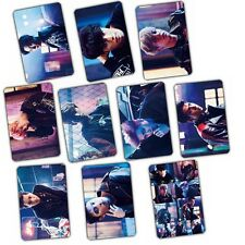 10pics EXO COMING OVER CARDS STICKER LAY DO SEHUN CHANYEOL XIUMIN SUHO KT914