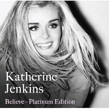 "KATHERINE JENKINS ""BELIEVE -PLATINUM EDITION""CD+DVD NEU"