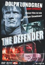 The Defender ( Actionfilm ) mit Dolph Lundgren, Jerry Springer, Shakara Ledard