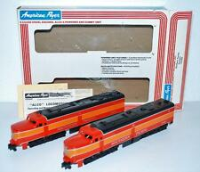 American Flyer 4-8150 Southern Pacific Daylight PA AA Passenger Diesels 8150 /52